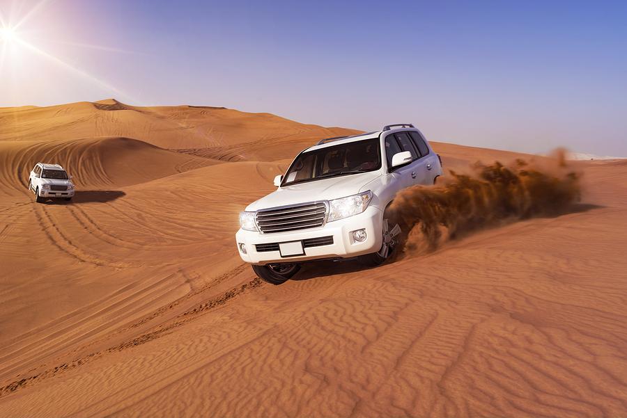 Desert safari teen activities