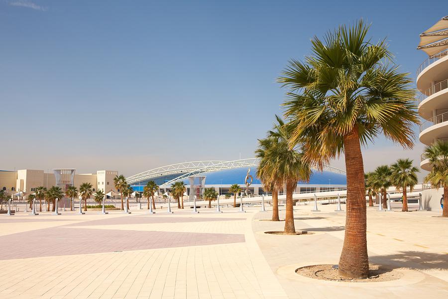 Qatar Khalifa Stadium