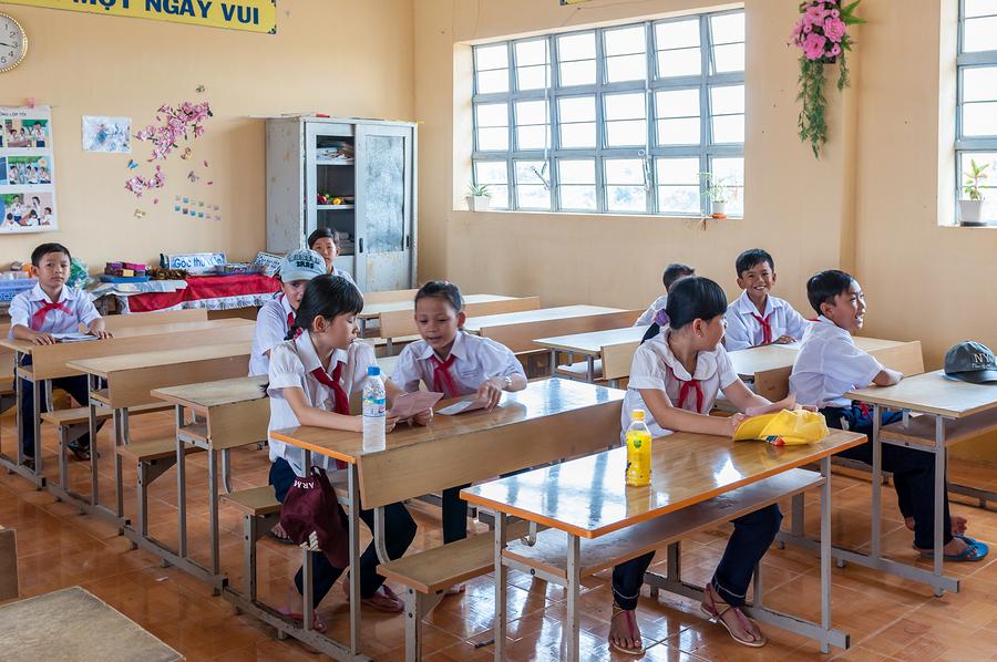 School in vietnam