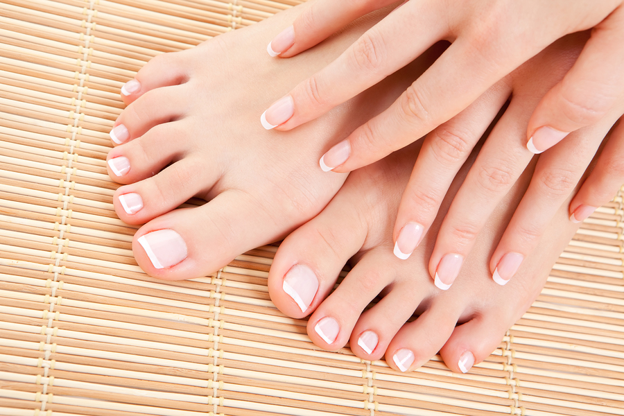 French manicure and what it means