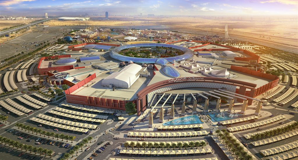 Cityland Mall Dubai Preview 1