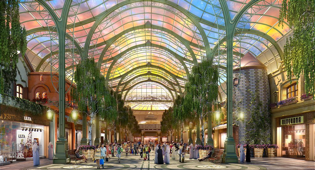Cityland Mall Dubai Preview Europe