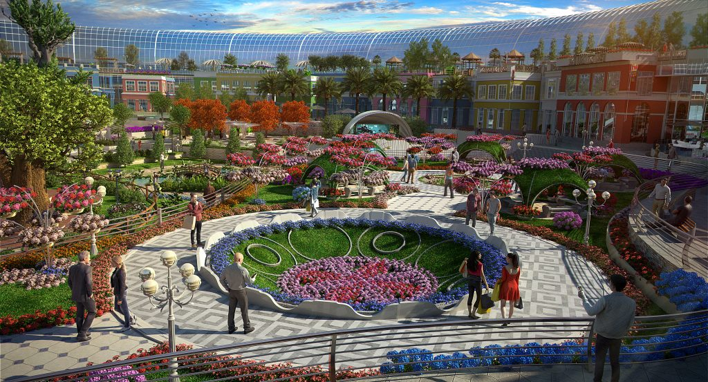 Cityland Mall Dubai Preview 2