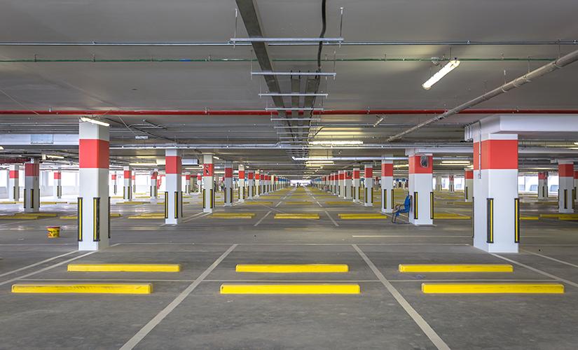 Dpha Festival City parking