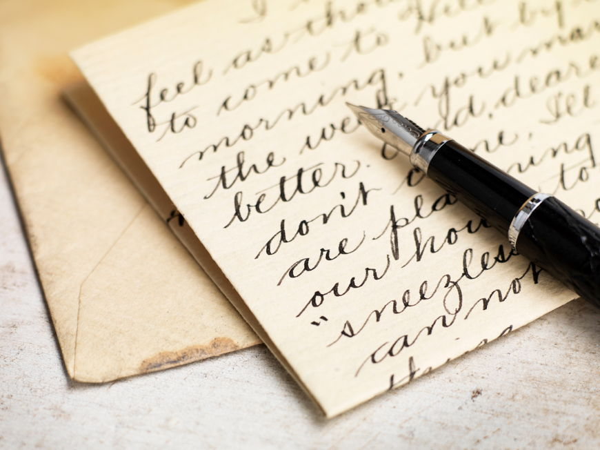 The Reasons Why We Should Still Send Letters