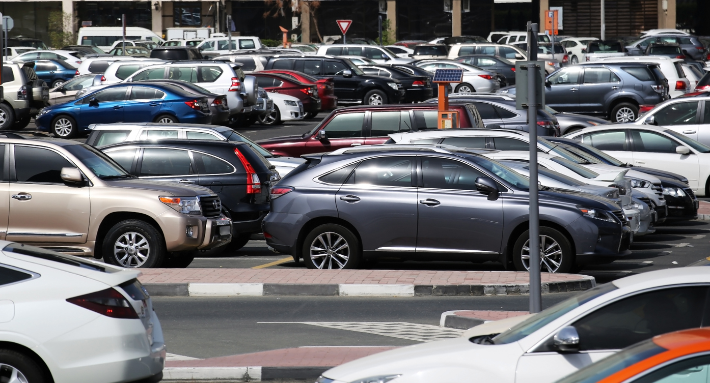 Parking fines and rules in Abu Dhabi