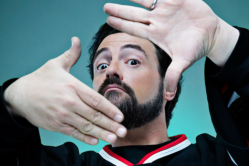 Kevin Smith at MEFCC 2017