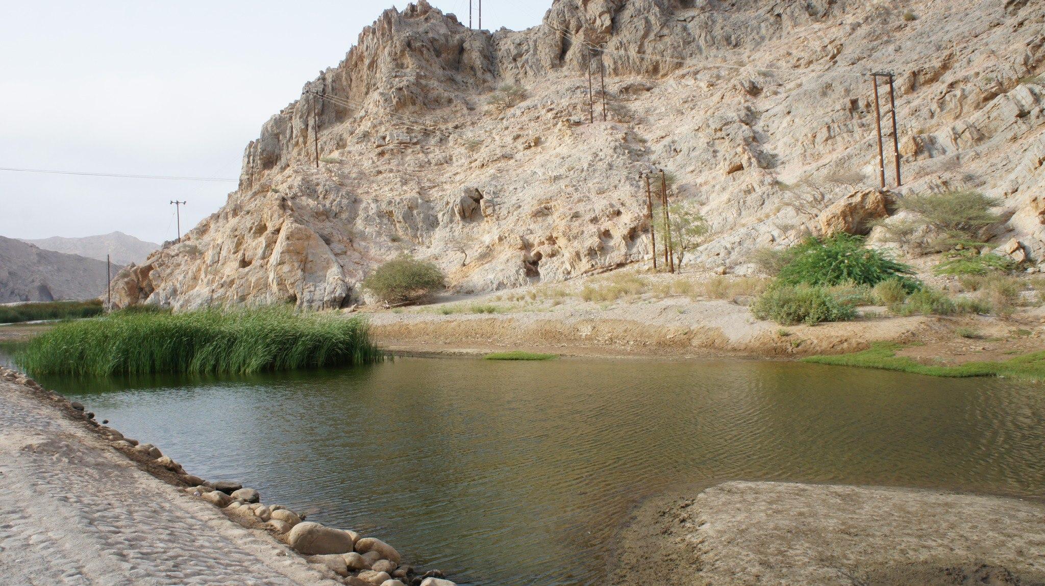 muscat wadi