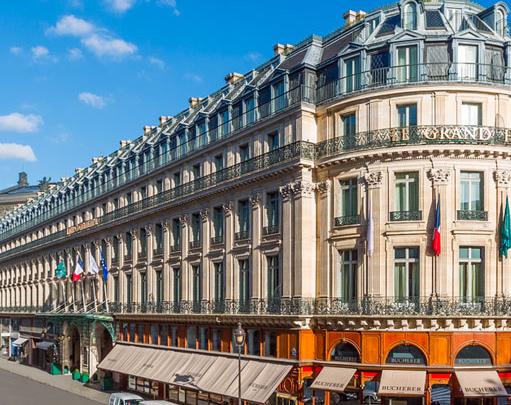 Paris Le Grand Hotel