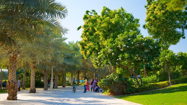 zabeel parks / dubai top parks