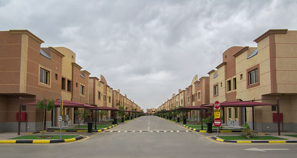 Residential compound