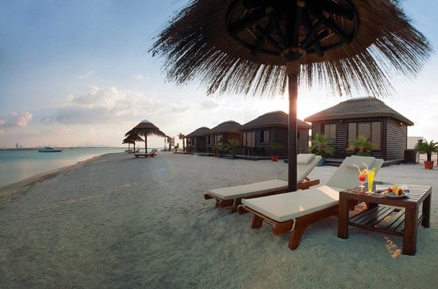 royal island beach club / dubai top beaches