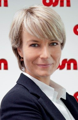 Sophie Moloney OSN Chief Legal Officer