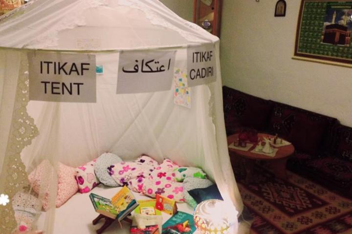 Itifak tent