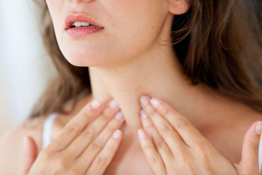 Scar Less Thyroid Surgery at International Modern Hospital, Dubai