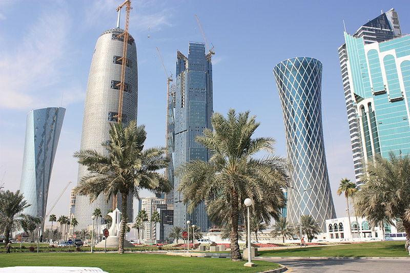 west bay qatar