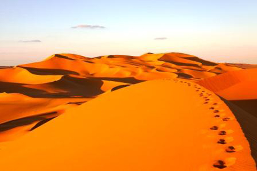 All About Wahiba Sands in Oman