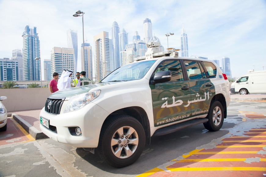 Dubai Police Service to Watch Your Home While You Travel