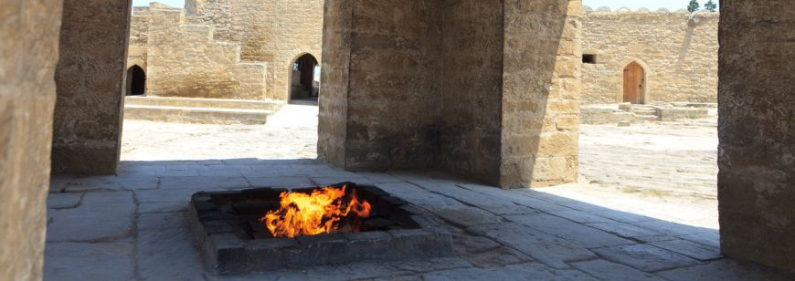 A Guide to Yanar Dag and Natural Fires in Azerbaijan