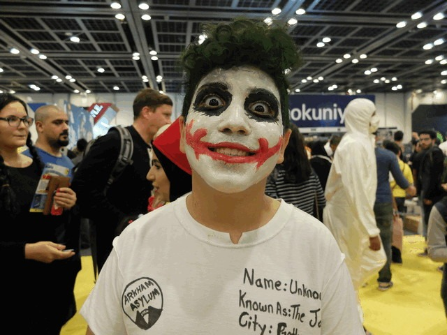 Were you Ex-Papped at MEFCC 2015?