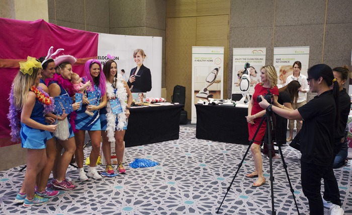 Were you ex-papped at our first ever ExpatWoman Spring Fair?