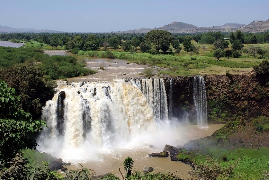 Ethiopia... Less than four hours away, this place is up and coming! Explore the beauty of the place