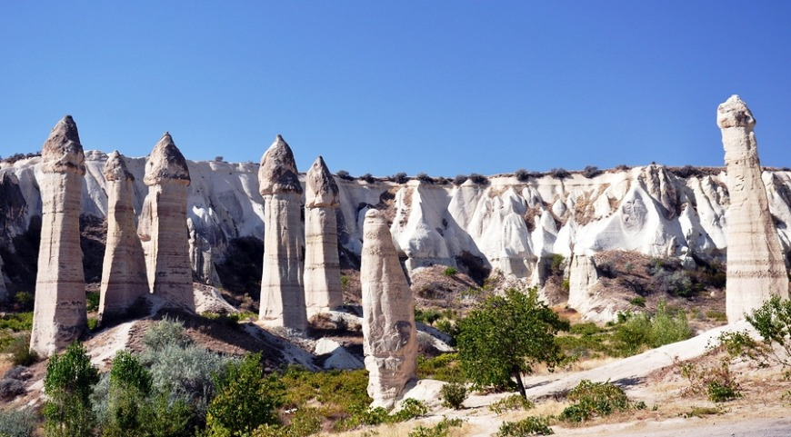 Turkey... When it's just 4.30 hours away on a plane, there's no reason not to visit this cultural melting-pot!