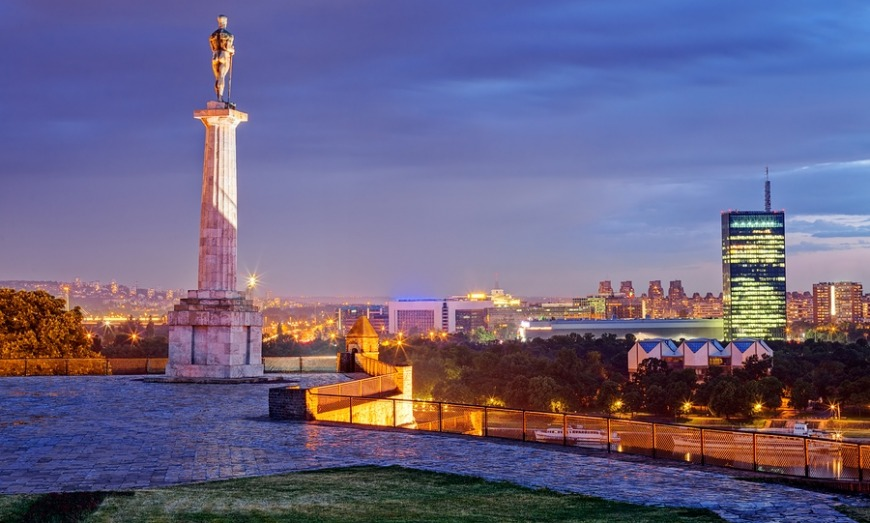 Belgrade... Just over 5 hours away, this place is a European gem that should be on your to-visit list!