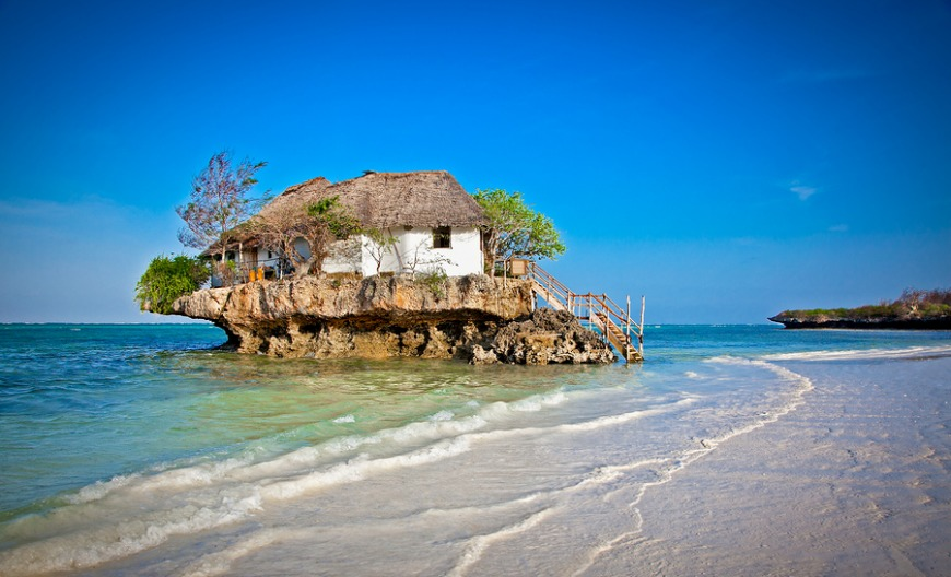 Tanzania... If you're looking for a relaxed destination with a beach vibe, this is the place to be