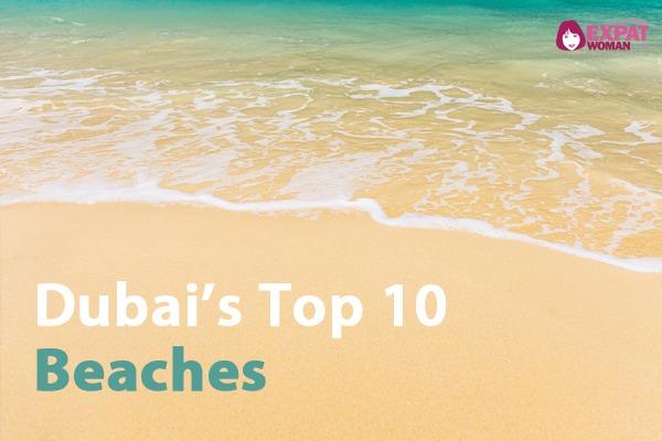 Dubai's Top 10 Beaches