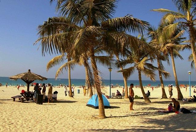 2. Jumeirah Beach Park