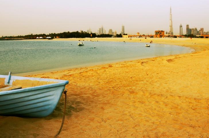 3. Jumeirah Open Beach (formerly Russian Beach)