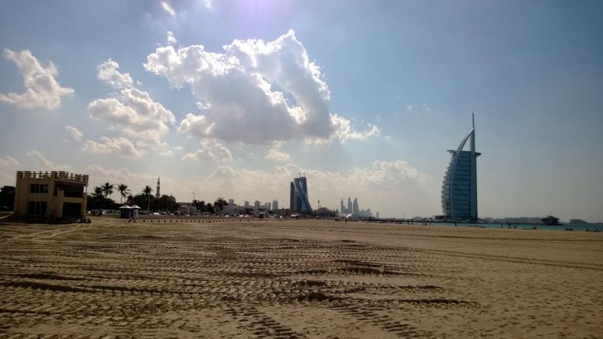 5. Burj Beach