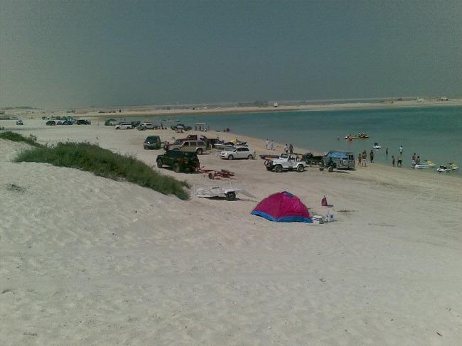7. Jebel Ali Beach