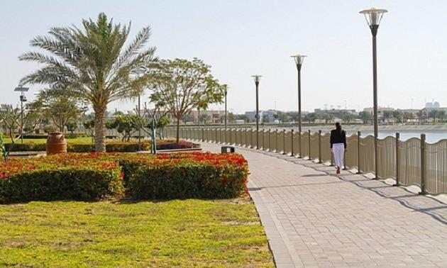 3. Al Barsha Park