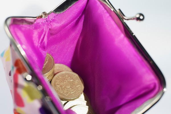 3. Wallet or purse