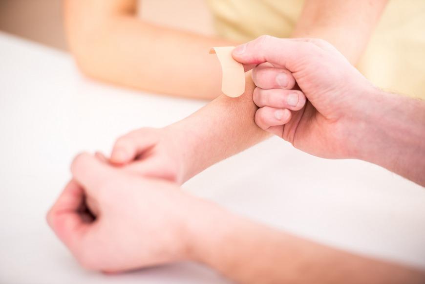 9. Band-aids