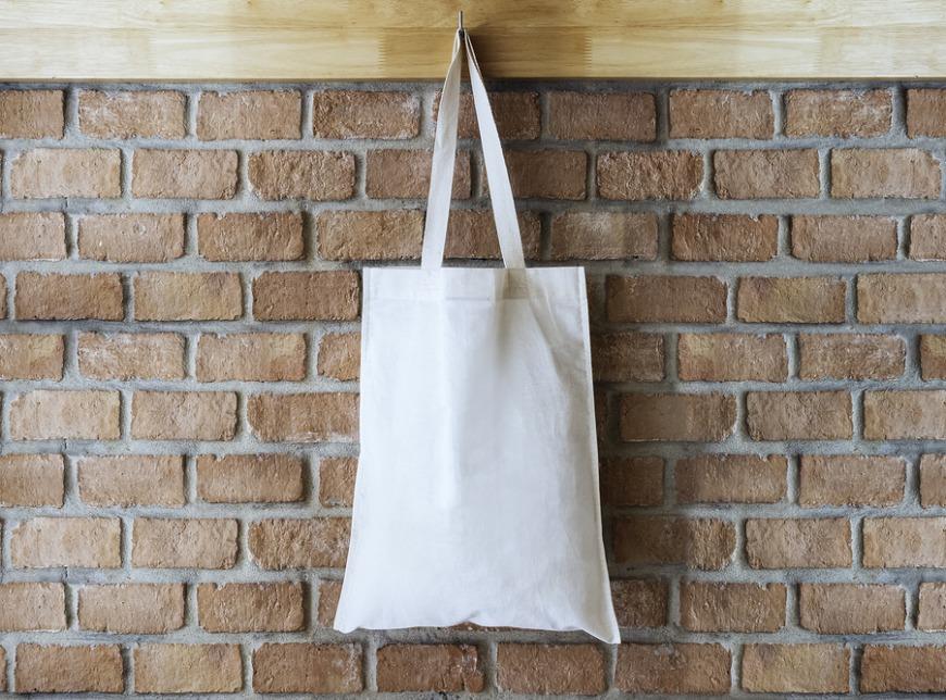 13. Reusable bag