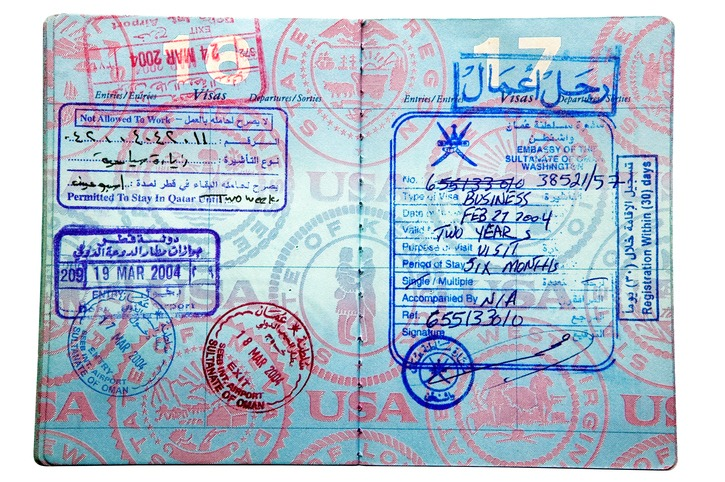 You may hire home help from outside of Qatar, but her visa status must be legal.
