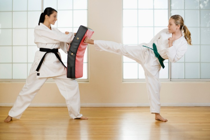 Why not encourage your young learners to try out martial arts?