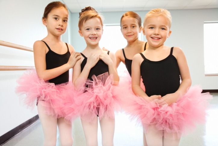 There's plenty of dance lessons your child can join after school