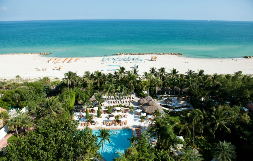 The palms offers beaches, pools and all things swimming related. Photo Credit: Vacationsclub