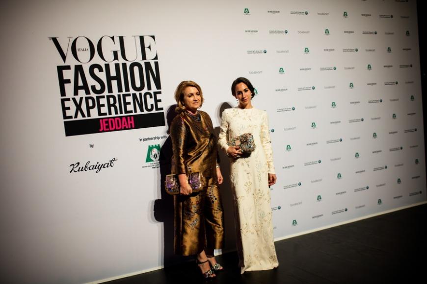 Saudi Arabia is home to Jeddah Vogue Fashion Experience - Photo credit: buro24/7.me