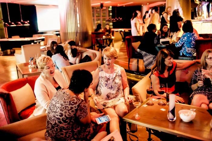 Girls Night at Atelier M