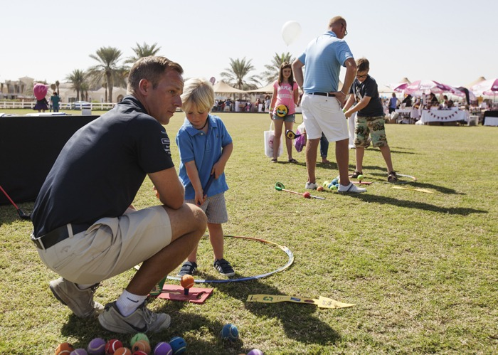 Games and activities from The Address Montgomerie Dubai