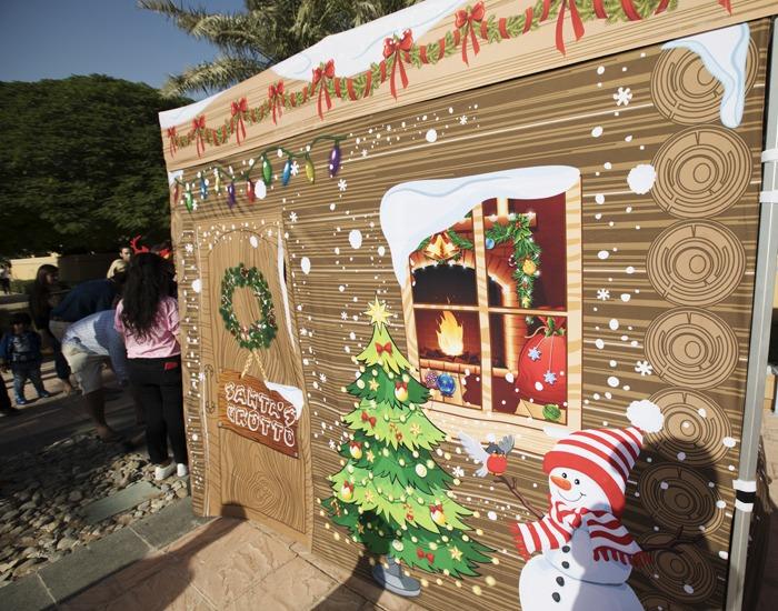 Did you visit Santa's Grotto!?