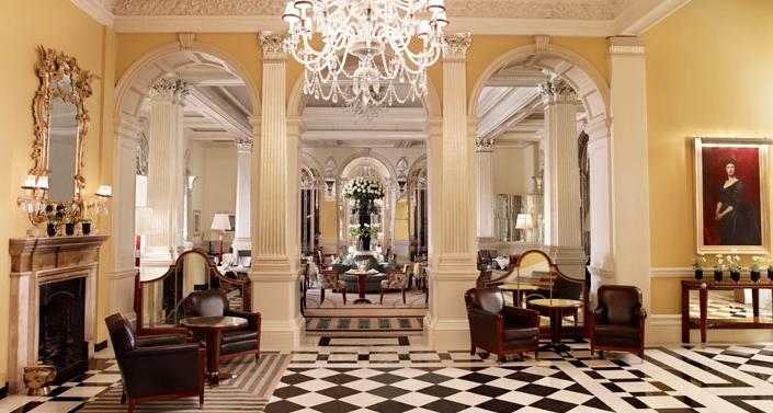 Claridge's Hotel | Photo: claridges.co.uk