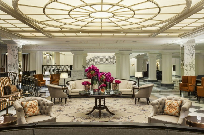 New York Barclay Hotel | Photo: intercontinentalnybarclay.com