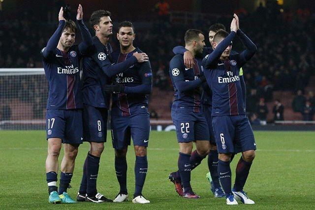 Paris Saint-Germain Football Club | Photo: Insta @psg