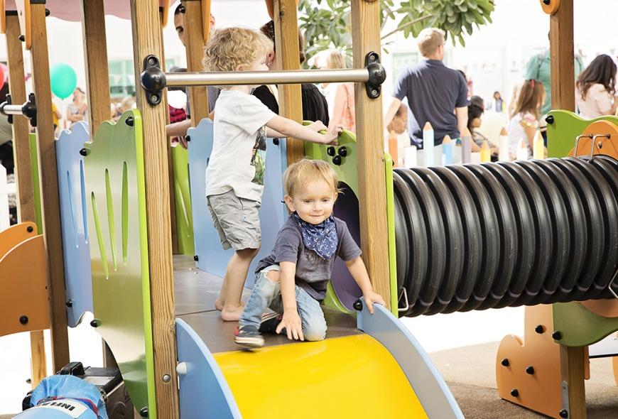 The Toddler Town Festive Fair on November 26th, 2016
